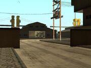 Depot der Nationalgarde, Ocean Docks, SA