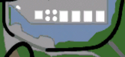 Easter Tunnel, SA-map