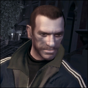 Niko Bellic Trainingsjacke