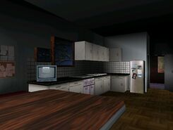 Phils Wohnwagen Küche