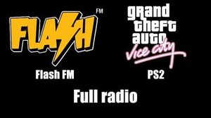 GTA Vice City - Flash FM PS2 Full radio