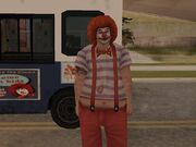 Gta sa Clown