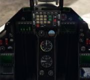 Besra-Cockpit, GTA V