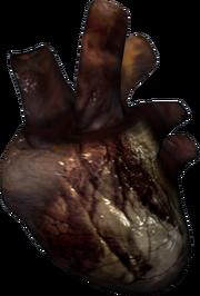 Freudenstatue-Herz