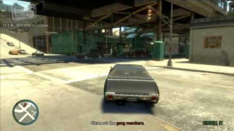 GTA IV - Street Sweeper