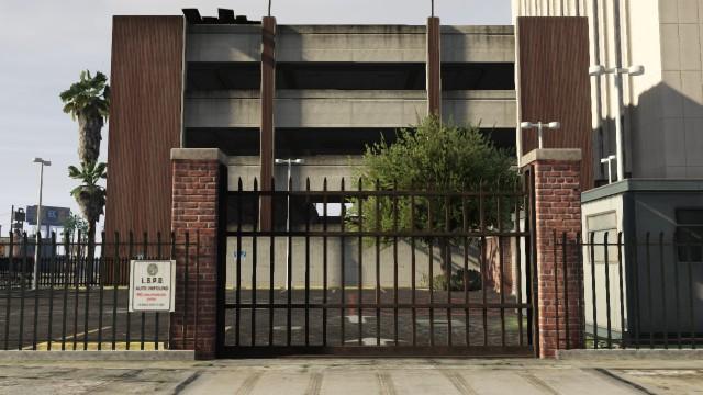 Gta 5 Karte Polizeistation.Abschleppplatz Gta Wiki Fandom Powered By Wikia