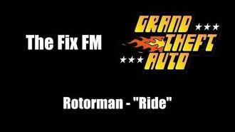 "GTA 1 (GTA I) - The Fix FM Rotorman - ""Ride"""