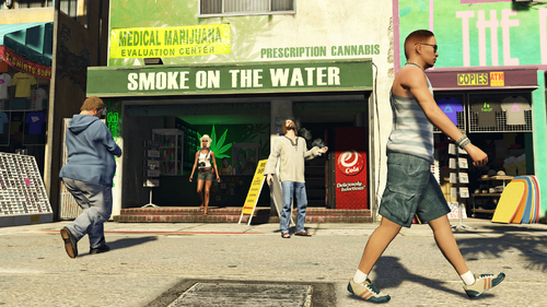 GTA-V-Handbuch Smoke on the Water