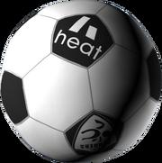 Heat-Fußball
