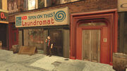 GTA IV Spin on This Laundromat