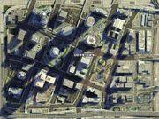 Downtown Los Santos Karte