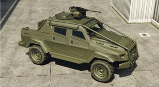 Insurgent Pickup