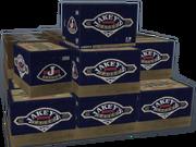 Jakey's-Lager-Kisten