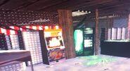 Spielhalle Innen