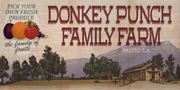 Donkey-Punch-Family-Farm-Plakat