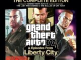 Grand Theft Auto IV & Episodes from Liberty City – The Complete Edition
