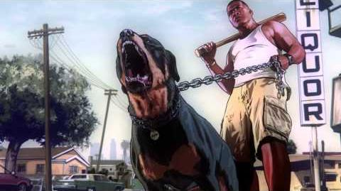 Grand Theft Auto V - ART IN MOTION (Animated Trailer)