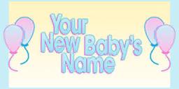 Thumbnail yournewbabysname com