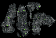 Map healthpickups