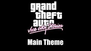 GTA Vice City Stories - Main Theme