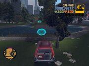 GTA III Spazierfahrt im Park