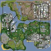 Multiplayer-Modus, Karte, SA