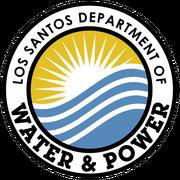 Los Santos Department of Water & Power Logo V