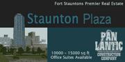 Staunton-Plaza-Plakat, III