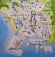 Grove Street Map