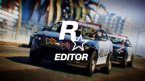 Der Rockstar Editor für Grand Theft Auto V (PC)