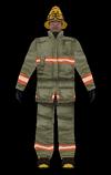 LSFD-Feuerwehrmann, SA