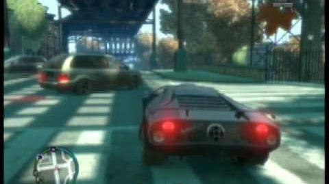 GTA 4 How to make any of your cars bullet explosion proof.