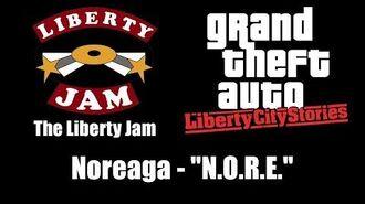 "GTA Liberty City Stories - The Liberty Jam Noreaga - ""N.O.R.E."""