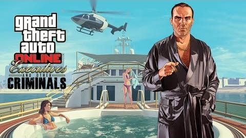 GTA Online Executives and Other Criminals Update Trailer
