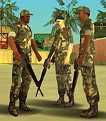 Soldaten, VCS