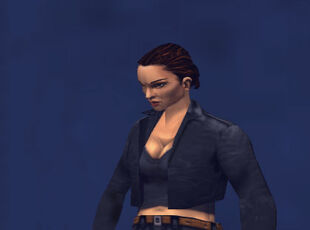 Catalina in GTA III