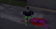 Geldanzeige, GTA III