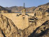 Land-Act-Staudamm