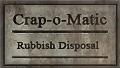 Crap-o-Matic-Logo