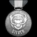 Jagd V Silber