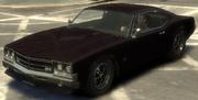 Sabre GT Front