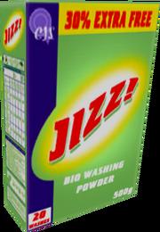 Jizz Packung