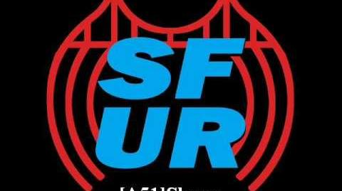 SFUR - Nightwriters - Let The Music Use You
