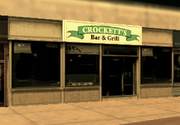 Crockett's Bar & Grill, VCS