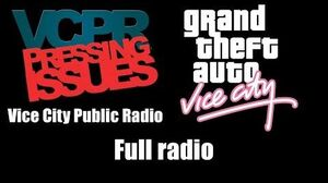 GTA Vice City - Vice City Public Radio Full radio