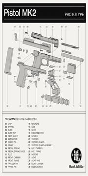 Hawk & Little Pistol MK2