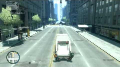 GTA IV - Taking in the Trash