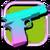 Pistolen-Icon