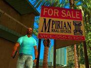 M. Pirian Real Estate, Vice City, VCS