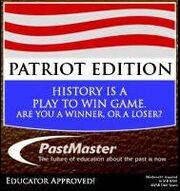 Pastmaster Patrioten-Edition, Liberty City, LCS
